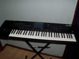 korg,i30 keyboard workstation,