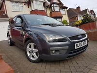 2008 Ford Focus 1.6 Zetec [Climate] 5dr, Full Service History, 1 Previous Owner, 2 Keys, HPI Clear