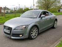 Audi TT 3.2 V6 Quattro 119k FSH+HPI CLEAR 6 speed ++250bhp