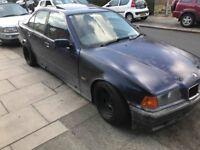 BMW E36 ROAD LEGAL DRIFT CAR