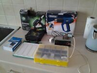 Electronics components and tools