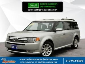 2012 Ford Flex ***Recent local trade with power tailgate