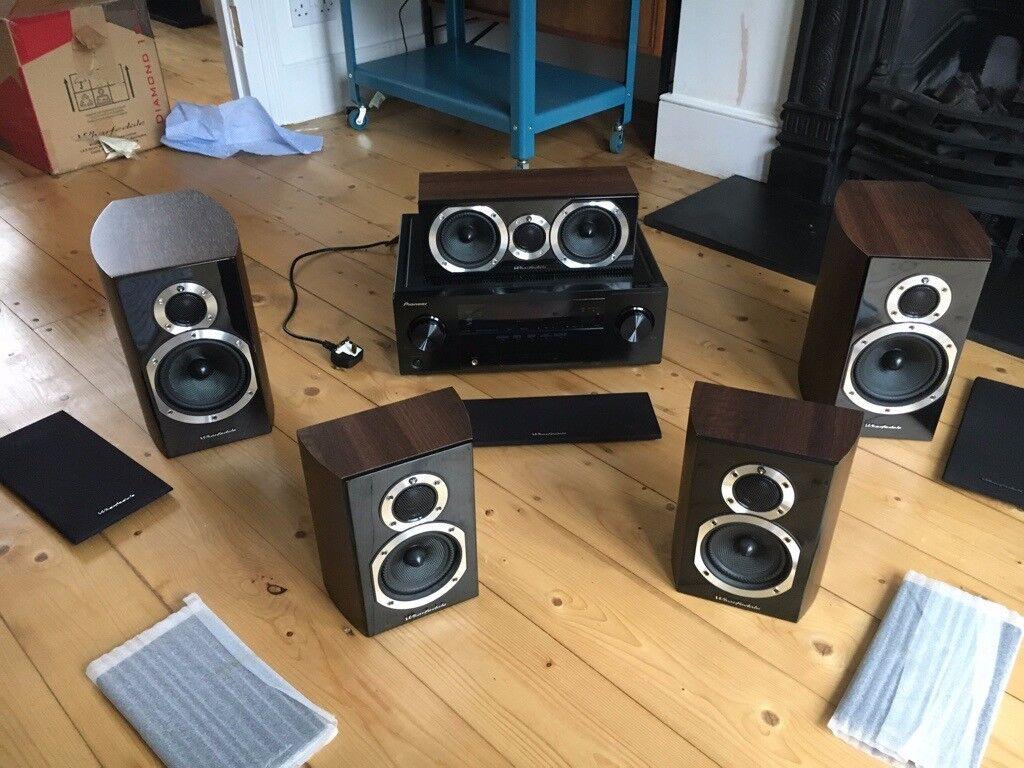 Pioneer VSX 921 K 71 Receiver Surround Sound System