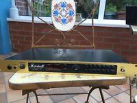 Marshall Guitar Amplifier JMP-1 Midi Programmable Stereo Preamp