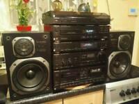 Technics hifi stereo