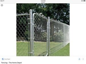 Wanted fencing