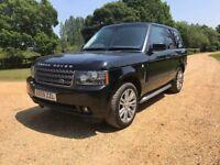 Land Rover Range Rover 3.6 TD V8 Vogue 5dr (black) 2009