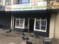 TAKEAWAY BUSINESS FOR SALE!! £29,000
