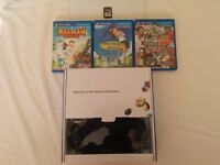 PS Vita+16GB Memcard 4 games (Killzone Mercenary, Rayman Origins, Everybody's Golf, Virtua Tennis 4)