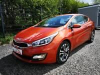 2013 Kia Pro Ceed 1.6 CRDi Diesel - £30 tax - fsh - FINANCE AVAILABLE