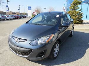 2011 Mazda MAZDA2 GS, Air, Cruise, Power group, winter tires...