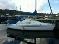 BARGAIN MG Spring 25 sailing yacht