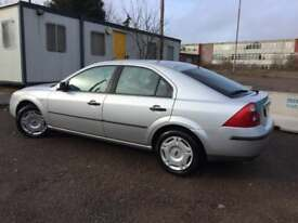 Ford Mondeo LX swap