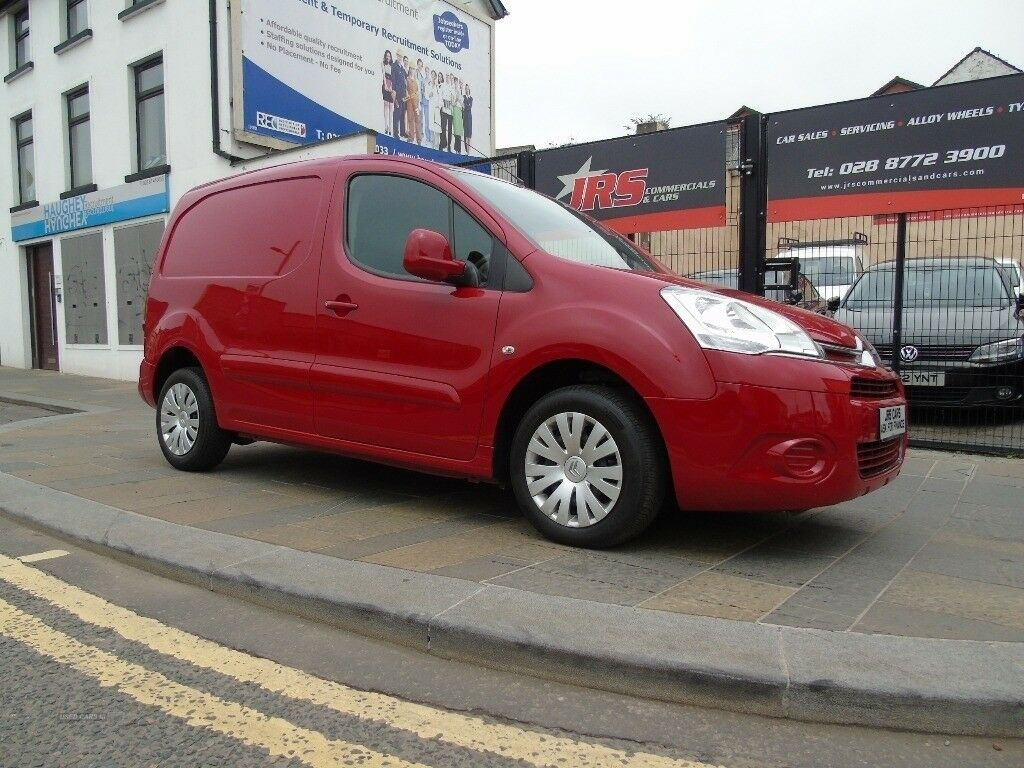 209e57d79d Citroen Berlingo 1.6 HDi L1 625 Enterprise Panel Van 5dr
