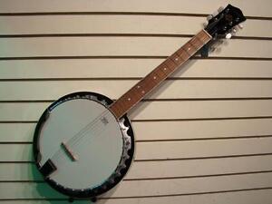 Alabama. Banjo à 6 cordes ''Banjitar'' -- 535158