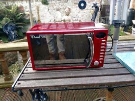 Russel Hobbs microwave