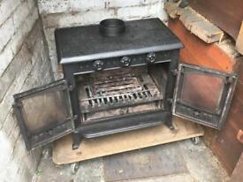 Castmaster stove
