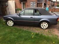 Ford Escort Xr3i for swap unfinished project