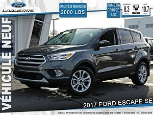 2017 Ford Escape 70.40 + 1.5L + FWD + NEUF!