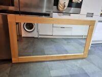 Cracked mirror (150cm x 80cm) - FREE