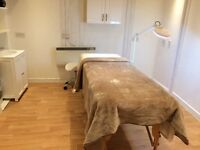 Beauty room to let in Edinburgh city centre