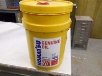 BRAND NEW 20L OF ENGINE OIL 15W-40 FOR PLANT. TRACTORS, DUMPERS, EXCAVATORS