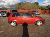 FORD FIESTA 1.2 STYLE 2006.12 MONTHS MOT.PX/SWAPS