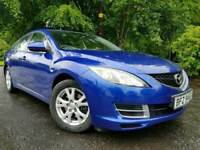 2008 Mazda 6 1.8 TS, Full MOT! Full Service History! 6 Months Warranty! 0% Deposit Finance!