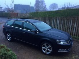 Volkswagen Passat Estate SE Bluemotion Tech TDI
