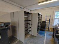 11 x large filing cabinets £30 each O.N.O