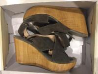 Next wedge sandals