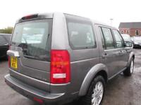 LAND ROVER DISCOVERY 2.7 Td V6 GS 5dr (grey) 2009