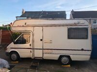 Ford Herald Squire Motorhome - 10 months MOT
