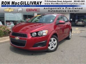 2013 Chevrolet Sonic LS..Auto..Sedan..$112 B/W Tax Inc..GM Certi