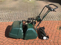 "ATCO Balmoral 20SE 20"" cylinder mower, petrol"