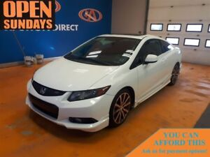 2012 Honda Civic Si NAVIGATION! SUNROOF!