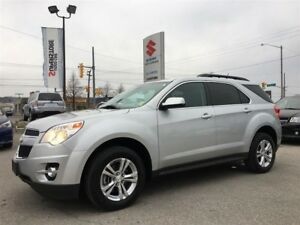 2013 Chevrolet Equinox LT ~Low Km's ~P/Seat ~RearView Camera