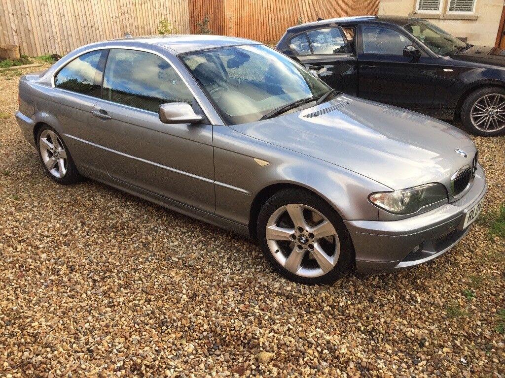 BMW 330cd 2004 good price
