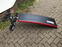 Situp bench, good condition