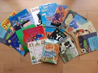 CHILDRENS TOY BOOK BUNDLE ~ 20 BOOKS ~ INC. AESOP'S FABLES ~ ALL EXCELLENT~ £20
