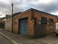 Approx. 1000sqf Commercial Storage Unit / Workshop in Mapperley, Nottingham