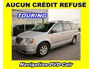 2010 Chrysler Town & Country TOURING STOW N GO *NAV* ATTENTE APP