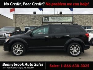 2014 Dodge Journey R/T leather awd bluetooth rear view camera