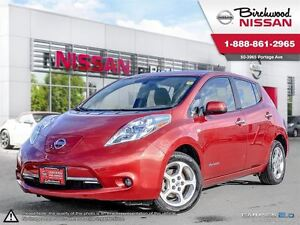 2012 Nissan LEAF SV/NAV/HTD SEATS /REARVIEW CAMERA/HTD STEER WHE