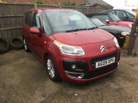 Citroen C3 Picasso VTR + IDEAL FAMILY CAR