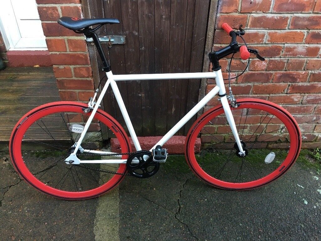 Fixed gear or single speed bike