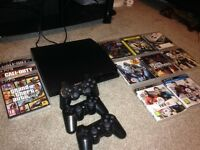 PS3 SLIM 320GB BUNDLE