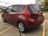 Nissan note automatic 2014