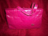 Dark Pink Antler Bag IP1