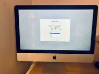 Apple iMac 21.5inch 2.7GHz quad-core Intel core i5